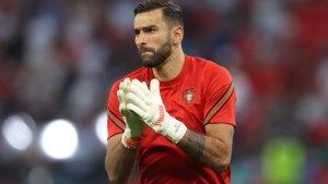 José Mourinho legt met Portugese doelman Rui Patrício eerste aanwinst voor AS Roma vast
