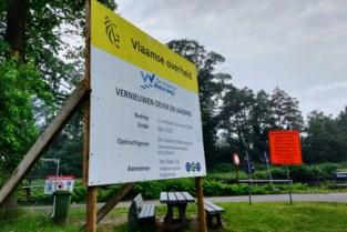 Vlaamse Waterweg luistert naar kritiek van fietsers: jaagpad tijdelijk weer open