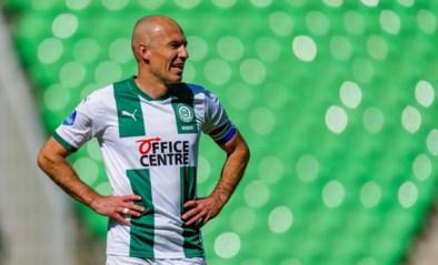 """Arjen Robben opnieuw op voetbalpensioen, nieuwe functie bij Groningen lonkt: """"Hebben hem rol binnen de club aangeboden"""""""