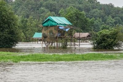 Op zoek naar droge wei: Scouts en Chiro met handen in het haar nu kampen letterlijk in het water vallen