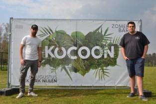 Zomerbar Kocoon start programma met Naale Jaarmet