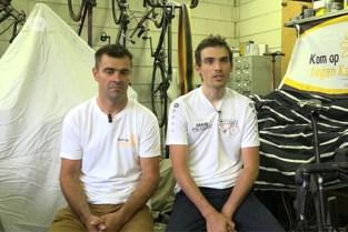 Pieter overwint botkanker en fietst in één keer naar Mont Ventoux