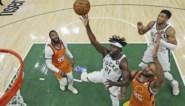 Milwaukee Bucks trekken stand gelijk in NBA-finale na tweede thuiszege, Antetokounmpo imponeert met fantastisch blok