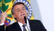 Braziliaanse president Bolsonaro in ziekenhuis opgenomen na tien dagen hik