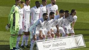 Real Madrid lijdt 300 miljoen euro inkomstenverlies maar boekt toch lichte winst