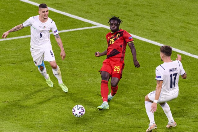 Er heeft er eentje indruk gemaakt: Jérémy Doku bij spelers die marktwaarde het hardst zagen stijgen tijdens EK, Pedri en Federico Chiesa spannen de kroon