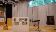 Balletvloer wijkt even voor expo: dansstudio Les Ballets C de la B uitzonderlijk open voor publiek