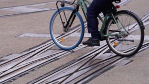 Een spaghetti van tramsporen: hier gebeuren de meeste valpartijen met fietsers in Gent
