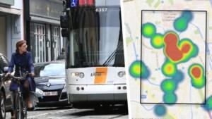 """Bijna 500 fietsers op spoed na een valpartij op de tramsporen in Gent: """"Tijd om in te grijpen"""""""