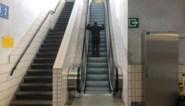 Na vijftig jaar: station Dampoort heeft eindelijk een nieuwe, werkende roltrap