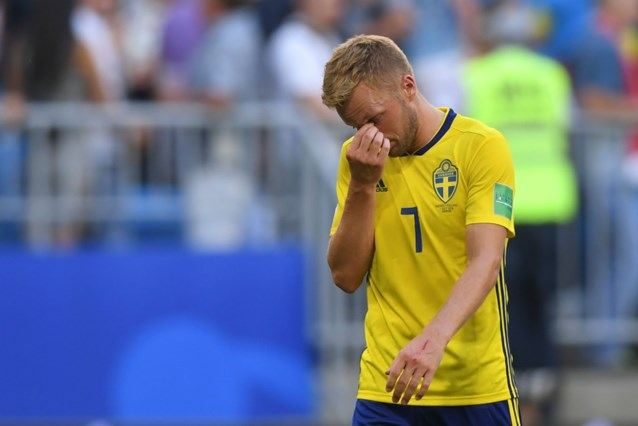 Zweedse kapitein Sebastian Larsson zet punt achter interlandcarrière