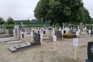 Oudste graven op kerkhof worden ontruimd