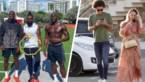 Rode Duivels spoelen EK-kater door: Axel Witsel ontspant in Saint-Tropez, Romelu Lukaku beult zich af in Miami