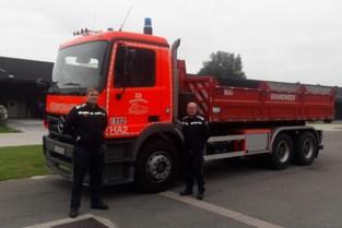 Ook brandweerzone Vlaamse Ardennen biedt hulp aan zwaar getroffen regio's