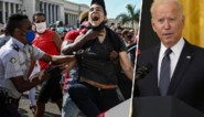 """Biden werpt zich op als redder van burgers """"gefaalde staat"""" Cuba. Maar hoe zuiver zijn de motieven van de president?"""