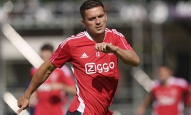 Ajax houdt sterspeler en aanvoerder Dusan Tadic langer aan boord