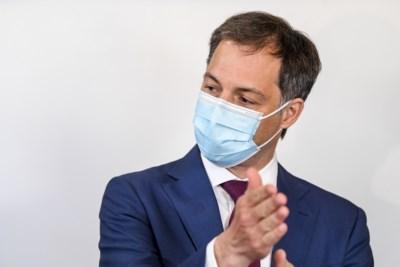 """Overlegcomité uitgesteld, maar Vandenbroucke ongerust over ziekenhuisopnames: """"Moeten huidige vrijheden veiligstellen"""""""