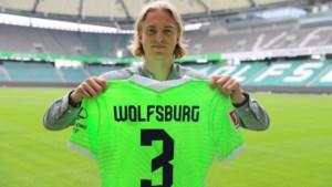 Sebastiaan Bornauw trekt naar Wolfsburg, Anderlecht vangt dankzij percentage op doorverkoop zo'n 3 miljoen euro