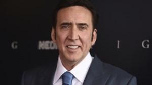 """Nicolas Cage heeft buik vol van blockbusters: """"Ik voelde elke keer angst"""""""