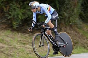 Robbe Dhondt derde in jongerenklassement