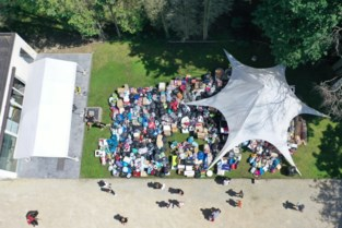 Fitnesszaak GreenAlive zamelt tonnen hulpgoederen in