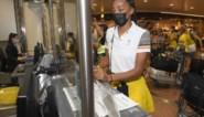 """Laatste olympische delegatie met Nafi Thiam vertrokken richting Tokio: """"Zenuwen heb ik vandaag nog niet"""""""