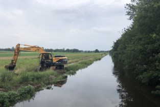 """Waterpeil Kleine Nete zakt langzaam: """"Brandweer gaat pompen"""""""