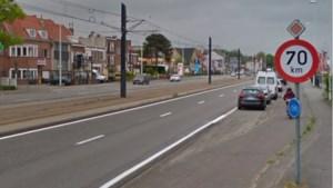"""Geen 70 kilometer per uur meer op de Brusselsesteenweg: """"Een logische schakel"""""""