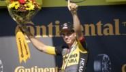 """Wout van Aert wint tijdrit in Tour, maar tempert verwachtingen voor Tokio: """"Goede repetitie, maar geen topfavoriet"""""""