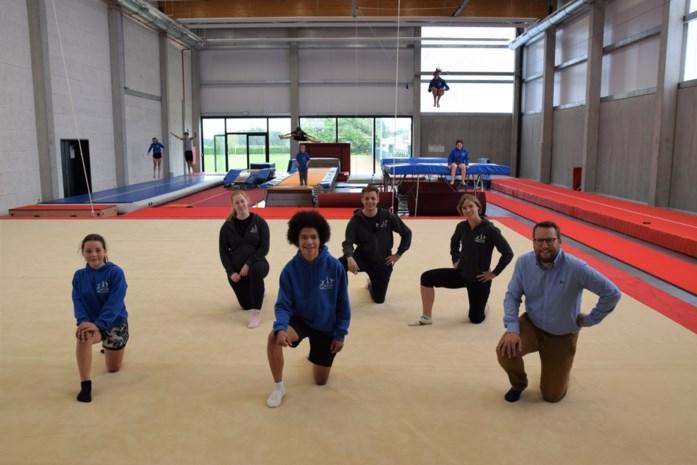 """Gymclub Waarschoot neemt nieuwe tophal in gebruik: """"Klaar om grenzen te verleggen"""""""