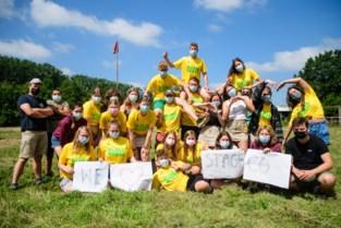 Tweede keer, goede keer: kamp op terrein van podiumbouwers Stageco redt zomer van Chiro Werchter
