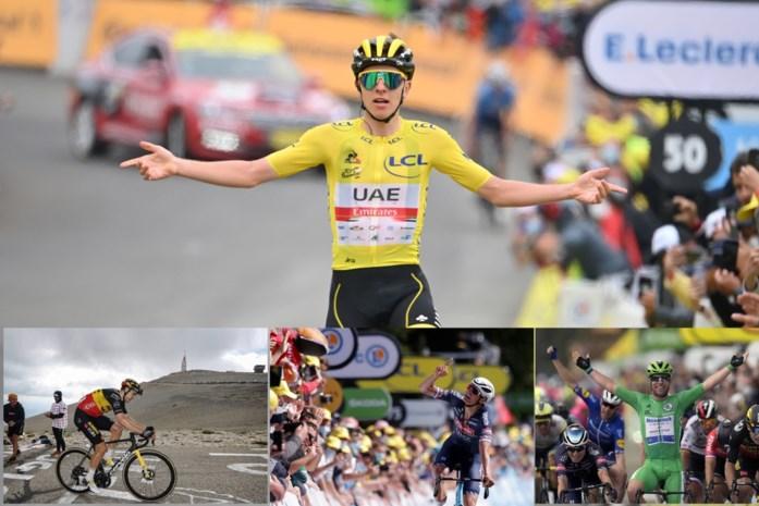 Van Brest tot Parijs, dit was de Tour 2021: bijna alle macht aan de jeugd, de herrijzenis van Cav en stuntman Wout van Aert