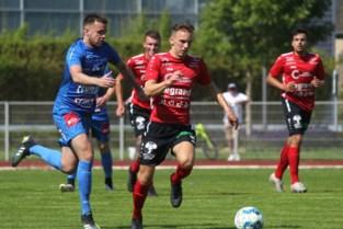 """Knokke wint fijne derby in Blankenberge met 0-3""""Goeie relatie als buren moeten we onderhouden"""""""