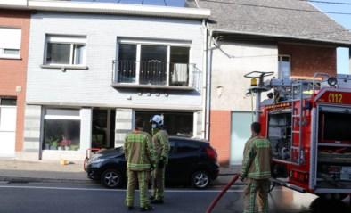 Bewoonster lichtgewond na brandje in keuken