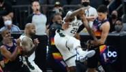 Milwaukee Bucks op zucht van NBA-titel na felbevochten zege in Phoenix