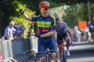 Jérôme Baugnies wint in achtertuin, David Desmecht knap tweede