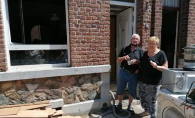 Vlaams gezin springt in de bres voor familie in Angleur:
