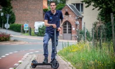 """Limburgers met elektrische step: """"Het spaart me acht verlofdagen per jaar uit"""""""