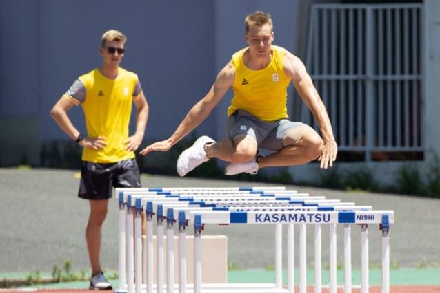 """Alexander Doom, Belgisch kampioen 400 meter: """"Heb mijn plaats bij Tornados"""""""
