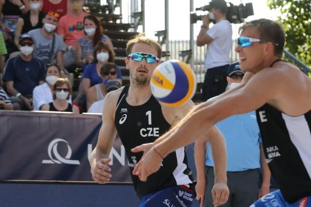 Tsjechische beachvolleyballer test positief op COVID-19 in olympisch dorp