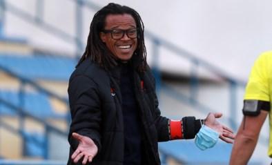Edgar Davids na half jaar alweer weg bij Portugese vierdeklasser Olhanense