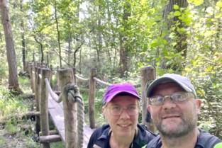 Karin en Dirk organiseren trailloop in bossen voor divers publiek