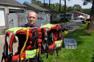 """Civiele Bescherming in rampgebied: """"We moeten berekende risico's nemen, maar dat is onze job"""""""