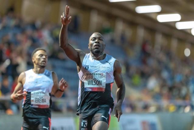Zwitser Wilson loopt Europees record op 100m, prestatie roept veel vragen op