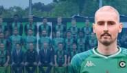 Mooi gebaar: onfortuinlijke Cercle Brugge-doelman Miguel Van Damme mag mee op ploegfoto