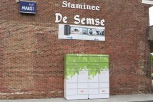 Bpost plaatst pakjesautomaat aan De Semse