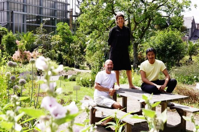 Dineren, brunchen en zelfs proeven van de plantentuin van de UGent: één keer kan het