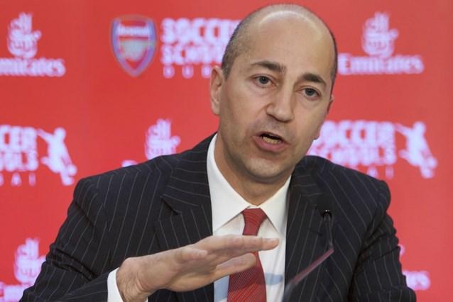 Kanker vastgesteld bij algemeen directeur van AC Milan