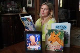 Lynn (30) is met 'Octopus droomt van een lief' al toe aan haar vierde kinderboek