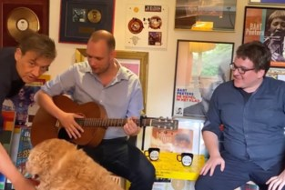 """Muzikaal duo zoekt aparte locaties voor opnames: """"Bart Peeters was meteen erg enthousiast"""""""